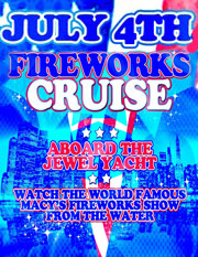 July 4th Weekend New York NYC Events After Work Banner