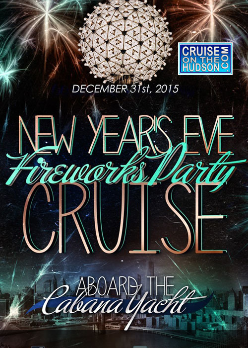 NYC New Years Eve On The Water at Skyport Marina NYC New Years Cruise Tickets