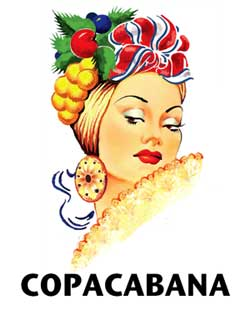 The Copacabana NYC nightclub listing